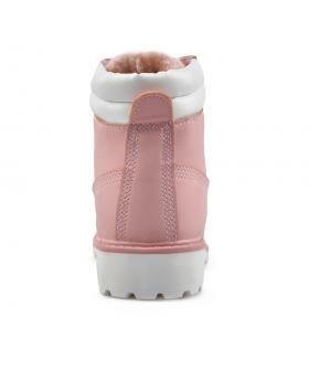 Розови дамски ежедневни боти Max в online магазин Fashionzona