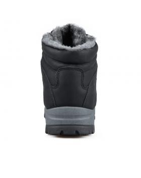 Черни дамски ежедневни боти 0135214 Darci в online магазин Fashionzona