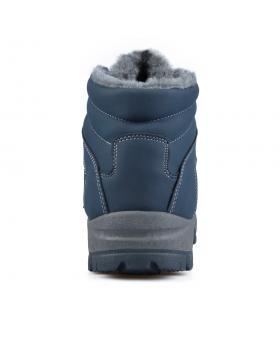 Сини дамски ежедневни боти 0135215 Nollie в online магазин Fashionzona