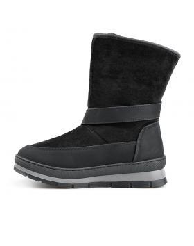 Черни дамски ежедневни боти 0135531 Kamini в online магазин Fashionzona