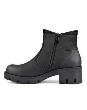 Черни дамски ежедневни боти 0135307 в online магазин Fashionzona