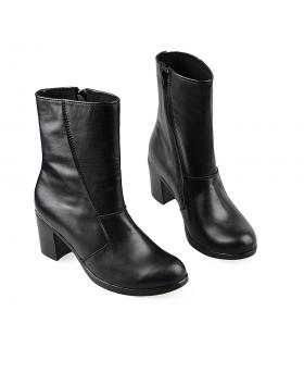 Черни дамски ежедневни боти Cadette в online магазин Fashionzona
