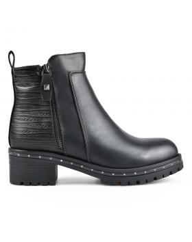 Черни дамски ежедневни боти 0135679 Enrichetta в online магазин Fashionzona