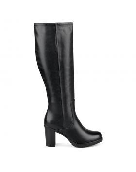 Черни дамски елегантни ботуши 0135318 Juana в online магазин Fashionzona