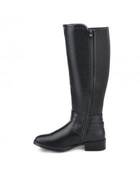 Черни дамски ежедневни ботуши 0135358 Garland в online магазин Fashionzona