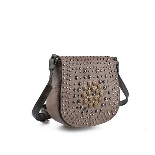 Кафява дамска ежедневна чанта Soubrette