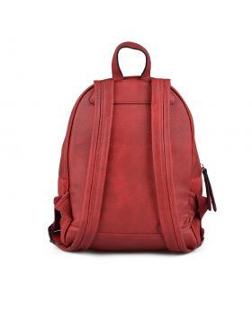 Червена дамска раница Wynter в online магазин Fashionzona