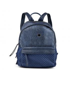Синя дамска раница Makaria в online магазин Fashionzona