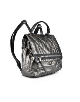 Сива дамска раница Clover в online магазин Fashionzona
