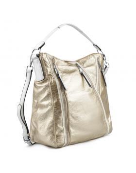 Златиста дамска ежедневна чанта Lilibeth в online магазин Fashionzona