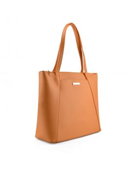 Оранжева дамска ежедневна чанта Devona в online магазин Fashionzona