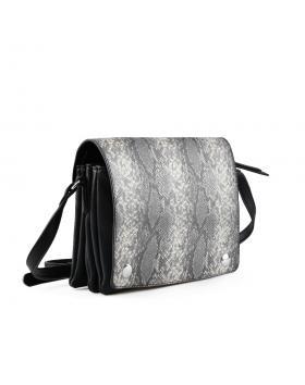Черна дамска ежедневна чанта Parinita в online магазин Fashionzona