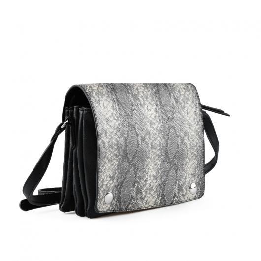 Черна дамска ежедневна чанта Parinita