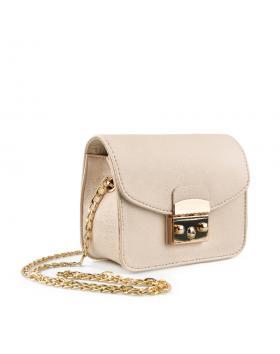 Бежова дамска ежедневна чанта Liann в online магазин Fashionzona