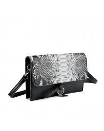 Черна дамска ежедневна чанта Seentahna