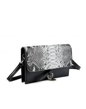 Черна дамска ежедневна чанта Seentahna в online магазин Fashionzona