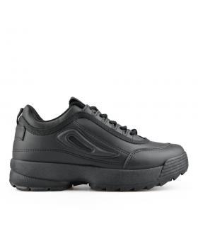 Черни дамски ежедневни обувки Jemma в online магазин Fashionzona