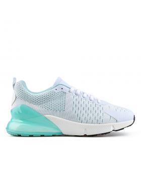 Бели дамски ежедневни обувки Diann в online магазин Fashionzona