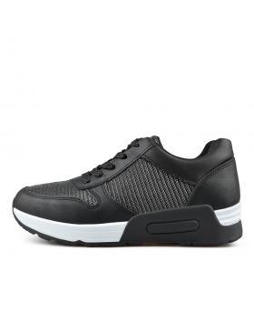Черни дамски ежедневни обувки Chrystal в online магазин Fashionzona