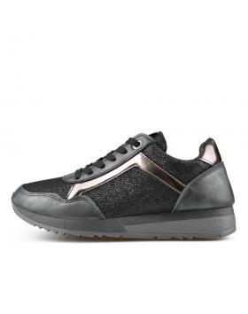 Черни дамски ежедневни обувки Zoe в online магазин Fashionzona