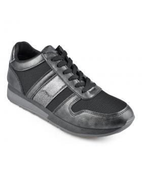 Ежедневни дамски обувки черни Bexley в online магазин Fashionzona