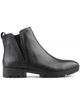 дамски ежедневни боти черни 0125868 в online магазин Fashionzona