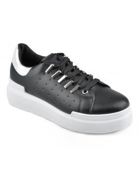 Черни дамски ежедневни обувки Rubianne в online магазин Fashionzona