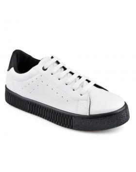 дамски ежедневни обувки бели Liora в online магазин Fashionzona