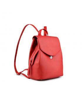 Червена дамска раница Emmeline в online магазин Fashionzona