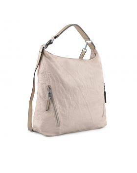 Бежова дамска ежедневна чанта Prunella в online магазин Fashionzona