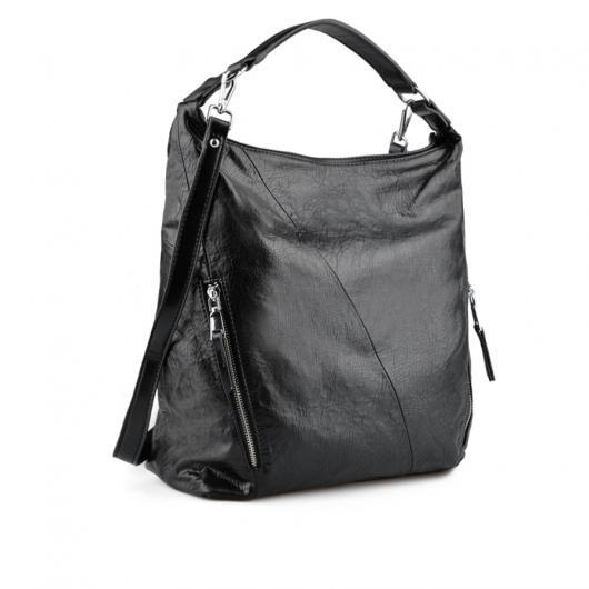 Черна дамска ежедневна чанта Cheryllyn