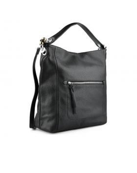 Черна дамска ежедневна чанта Amreeta в online магазин Fashionzona