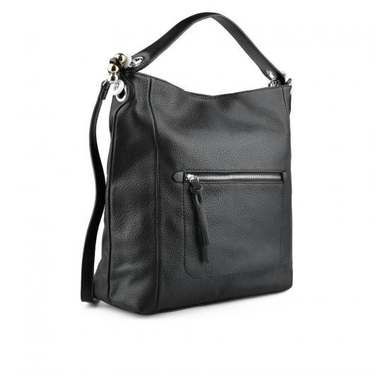 Черна дамска ежедневна чанта Amreeta
