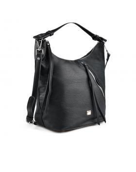 Черна дамска ежедневна чанта Amabel в online магазин Fashionzona