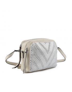 Бежова дамска ежедневна чанта Devonne в online магазин Fashionzona