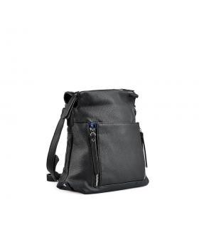 Черна дамска ежедневна чанта Brynn в online магазин Fashionzona