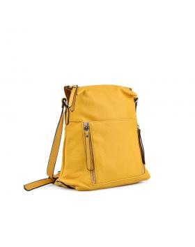 Жълта дамска ежедневна чанта Lucille в online магазин Fashionzona