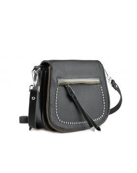 Черна дамска ежедневна чанта Verdad в online магазин Fashionzona