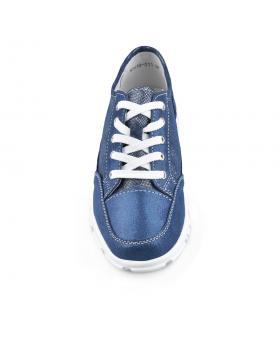 Сини дамски ежедневни обувки Lyra в online магазин Fashionzona