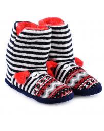 Червени дамски пантофи Capricia в online магазин Fashionzona