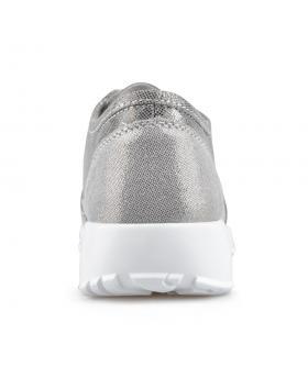 Сребристи дамски ежедневни обувки Remy в online магазин Fashionzona