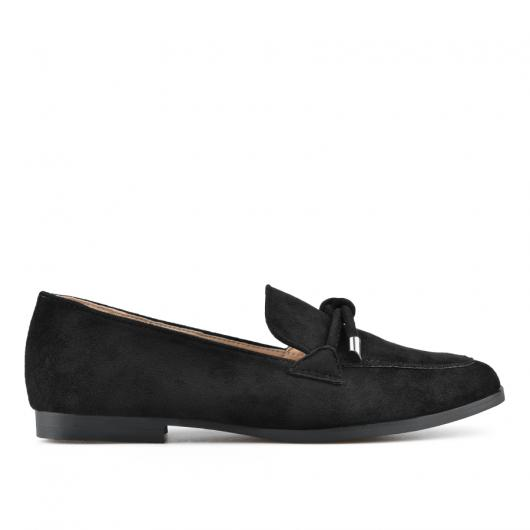 Черни дамски ежедневни обувки Kiki