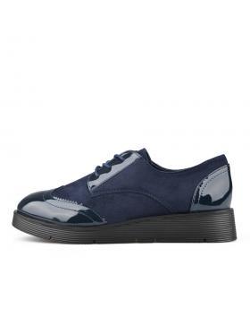 Сини дамски ежедневни обувки Nivedita в online магазин Fashionzona