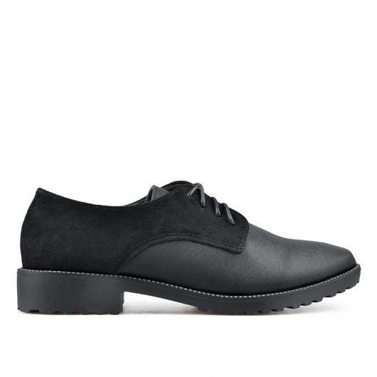 98a13a4796a Черни дамски ежедневни обувки Maison ⋙ на цена 27,22 лв — Fashionzona