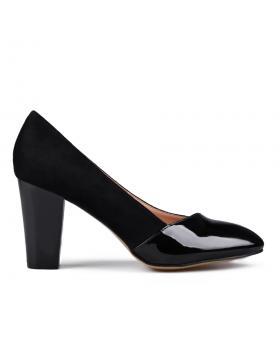 Черни дамски елегантни обувки в online магазин Fashionzona
