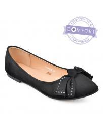 Черни дамски ежедневни обувки Joella в online магазин Fashionzona
