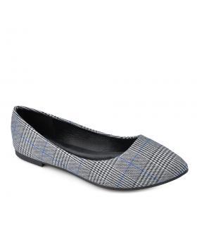 Сиви дамски ежедневни обувки Prity в online магазин Fashionzona