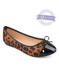 Кафяви дамски ежедневни обувки Gitte в online магазин Fashionzona