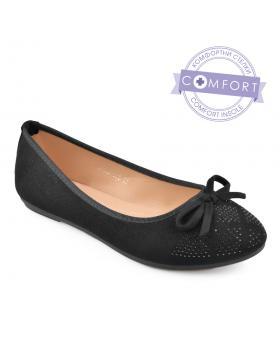 Черни дамски ежедневни обувки Laverne в online магазин Fashionzona
