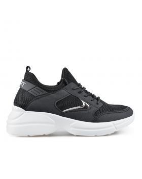 Черни дамски ежедневни обувки Kalissa в online магазин Fashionzona